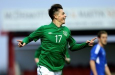 Jack Grealish's dad: 'He could play 45 minutes for Ireland and 45 minutes for England!'