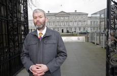 Garda whistleblower arrested at water meter protest