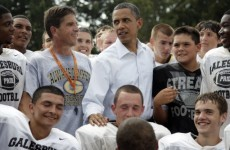 Mayor of the White House: Obama on Foursquare