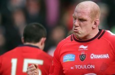 Here's why Paul O'Connell should leave Munster and finish his career with Toulon