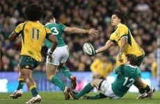 Try not to drool when you see how ridiculously deep the Australian backline has become