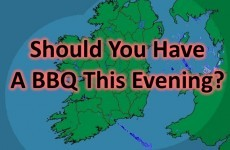 Should You Have A BBQ This Evening?