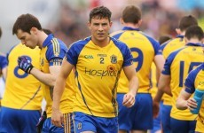 This Roscommon footballer is trying to break into fashion with his clothing company