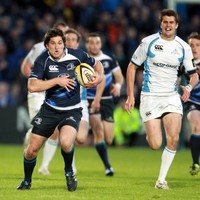 Ian McKinley wants to return to the Pro12 – but rugby laws mean he can't play in Ireland