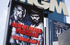 Tickets finally go on sale for Mayweather-Pacquiao but you'll have to pay eye-watering prices