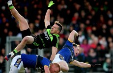 Mayo forward breaks his collarbone - for the second time in the space of three months