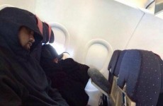 Looks like Kimye had to slum it in economy class on their trip to Armenia… it's The Dredge