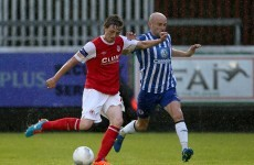 Another trademark Forrester strike helped Pat's get back to winning ways