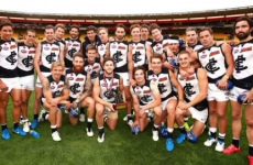 Irish AFL success at last as Tuohy on scoresheet to help Carlton claim first win of the season