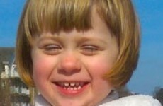 Missing three-year-old girl found safe and well after alert