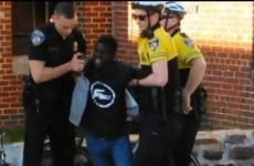 Baltimore protests: 'It can't be business as usual with that man's spine broken, with no justice'
