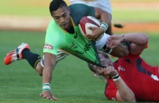 One of the World Cup favourites are looking to add Super Rugby's most explosive side-stepper