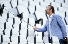 One of the summer's most prestigious sporting events has banned selfie sticks