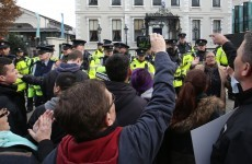 Reward for garda's name and address offered on anti-water charges site