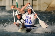 Irish twins agonisingly miss out on the medals at Canoe World Championships