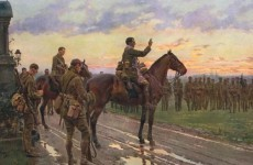 Read the diary of an Irish priest in the World War I trenches