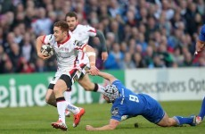Analysis: World Cup contenders shine as Ulster's Pro12 form grows