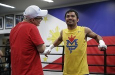 Here's how Pacquiao will set about causing an upset against Mayweather