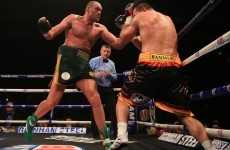 Tyson Fury tells Klitschko 'he is the man to end his reign on the throne'