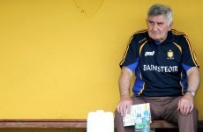 78-year-old Mick O'Dwyer is getting involved in inter-county football again