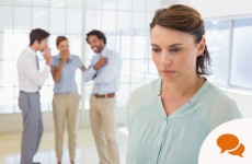 What's the best way to react to a bully in the workplace?