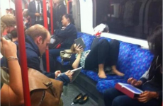 12 times people were the absolute worst on public transport