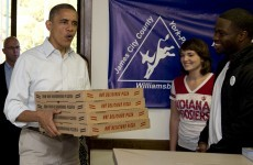 """Pizza and politics don't mix"" - no, Domino's didn't send same-sex marriage leaflets"