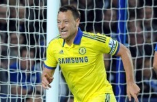 Terry is now joint-top-scoring defender in PL history while an Irishman is 3rd