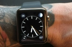 The Apple Watch is having problems recognising users with tattooed wrists