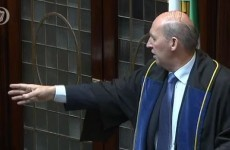 Dáil suspended after another MASSIVE row