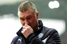 'Considered anger management?': Nigel Pearson was in another excruciating journalist stand-off today