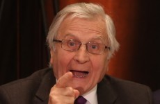 A defiant Trichet reckoned we were missing something. He wasn't wrong...