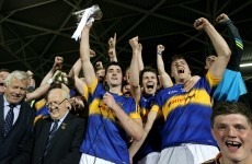 'Colin is a legend to me - he is a tremendous example to young people' - Tipperary's U21 leader