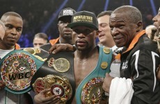 Who's next? Seven fighters Floyd Mayweather could face in September