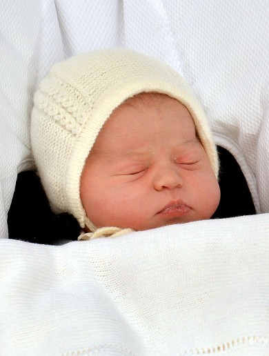 The Duke and Duchess of Cambridge have named their new baby girl Charlotte Elizabeth Diana