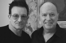 Bono told Tony Fenton just how much he was loved in the DJ's last ever interview