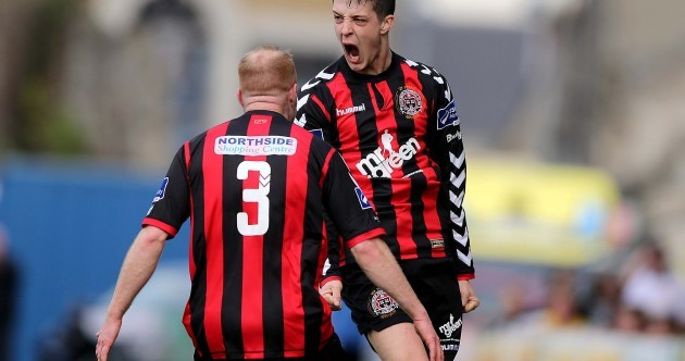 Evans' late volley denies Cork at Dalymount as Rebels lose further ground on Dundalk