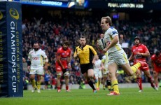 At least Clermont won one consolation prize after their latest European heartbreak