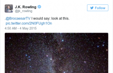 JK Rowling shared inspirational advice with a fan who wanted to 'give up'