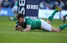 'Some rugby careers don't last 5 years' -- Jared Payne