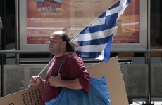 Greece has found enough cash for the IMF - by not paying its people