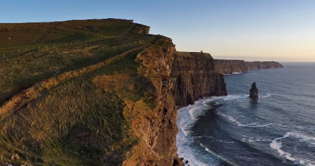 This drone footage will remind you just how beautiful Ireland is