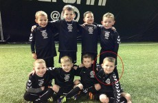 Scottish fans vote 6-year old with cancer as their Player of the Year