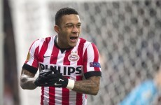 PSV confirm Memphis Depay will join Manchester United this summer