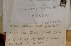 Shop sent hate mail over Yes to same-sex marriage poster