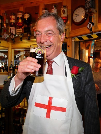 """You have the charisma of a damp rag"": 8 ways Nigel Farage livened up UK (and European) politics"