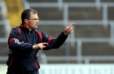 Ousted Cork hurling boss Denis Walsh: 'I stand by every decision'