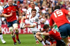 Ulster and Munster share the spoils after Pro12 thriller in Belfast