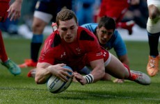 Warren Gatland 'hugely worried' about George North's playing future