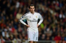 'Gareth is pissed off and the Madrid players need to pass to him more', says Bale's agent
